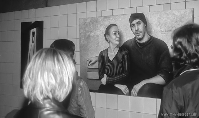 New Realism Art, St. Pauli Elbtunnel