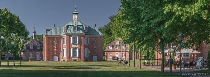 Clemenswerth Palace, New Realism Art, Manfred W. Jürgens Wismar