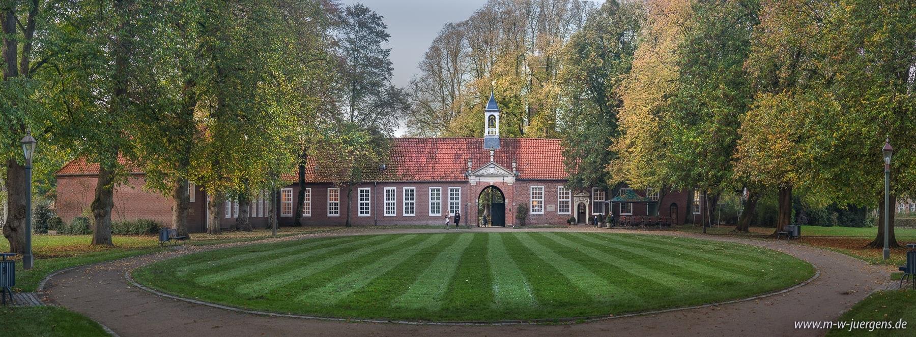 Schloss Evenburg Leer, Ausstellungen, Kunst in Ostfriesland, Fotografie und Malerei, Katharina John, Manfred W. Jürgens, Auf Augenhöhe